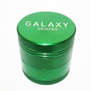 Moledor Galaxy Aluminio 38mm Verde