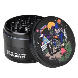 Moledor Artist Series Pulsar 63mm Trippy Trip